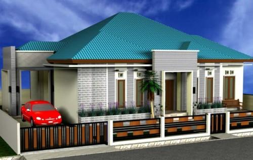 830 Gambar Bentuk Rumah Yang Bagus HD
