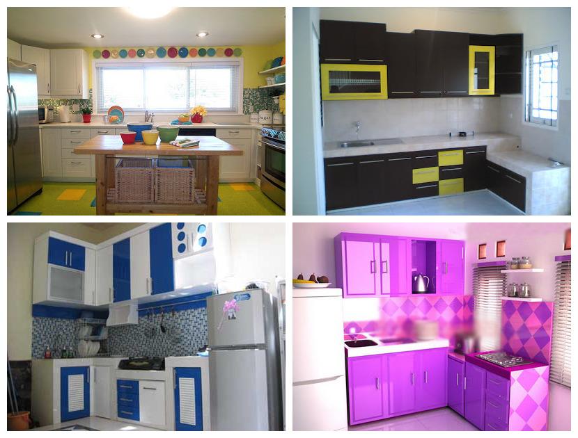 Warna Cat Ruang Dapur Sempit Inspirasi Dekorasi Rumah