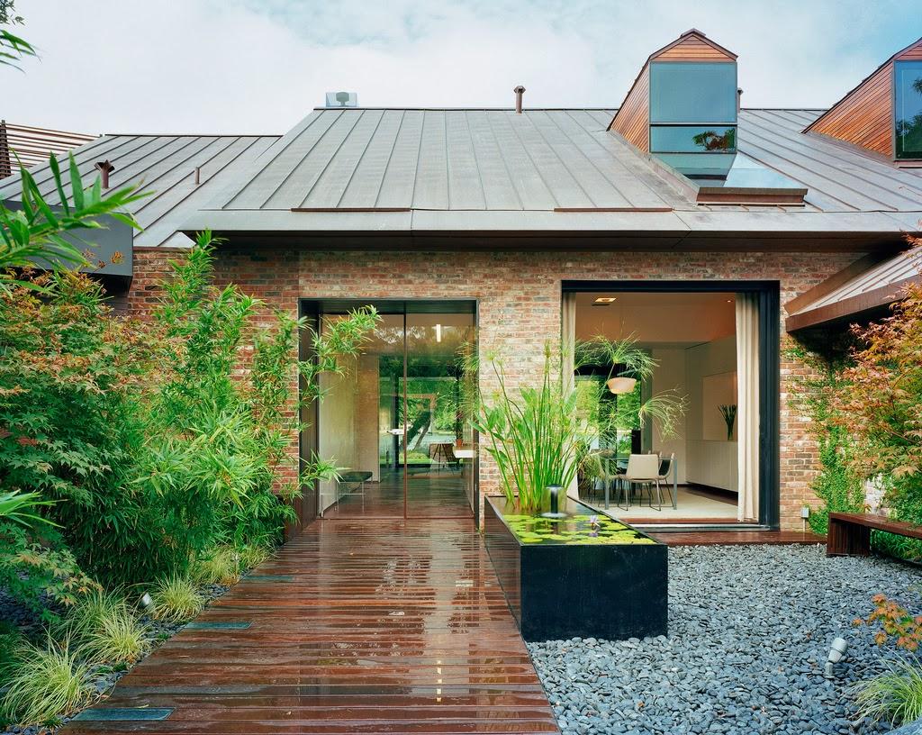 Mewah Dengan Ornamen Natural Rumah 123