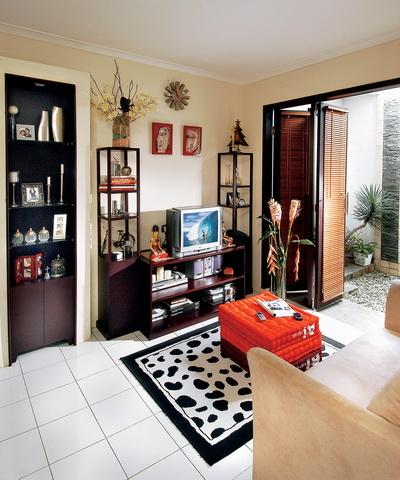 Menata Ruangan Kecil Agar Tampak Luas Rumah 123