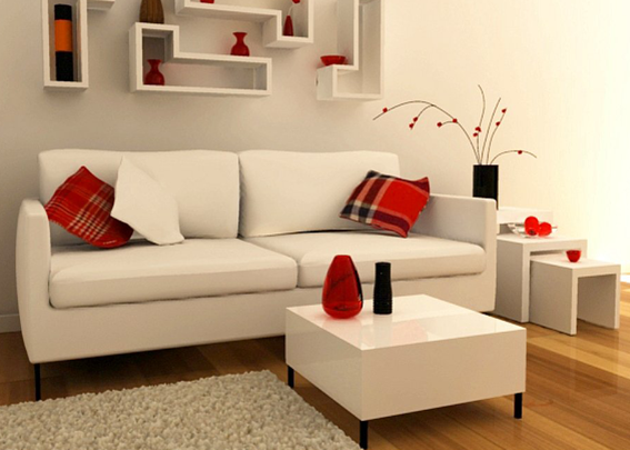 Memilih Sofa Minimalis Untuk Ruang Keluarga Sempit Rumah 123