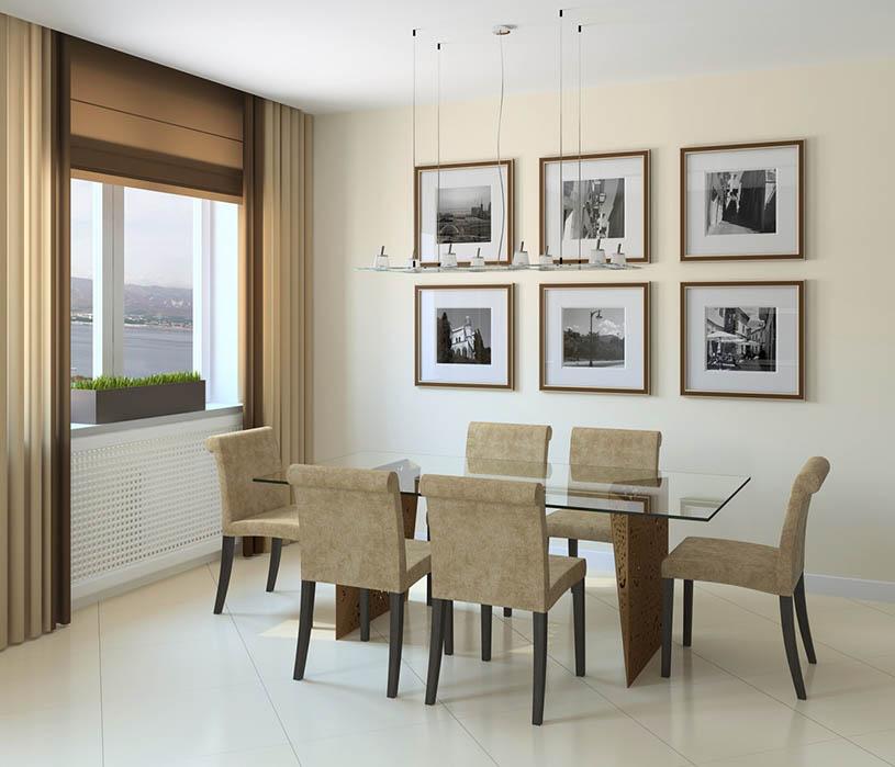 Hadirkan Desain Ruang Makan Menarik Rumah 123