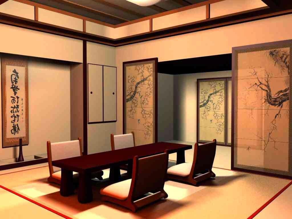 Inilah Tips Menata Desain Interior Bergaya Jepang Rumah 123
