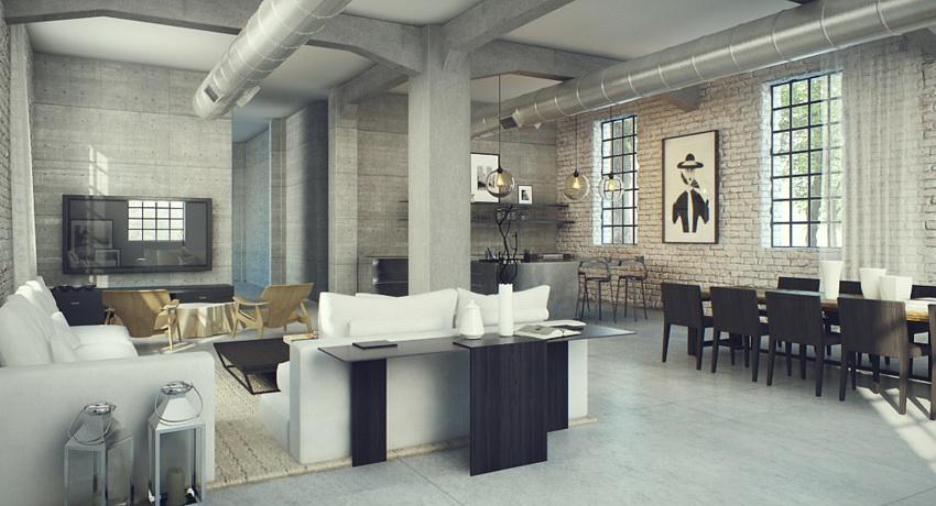 Ingin Interior Rumah Berbeda Coba Desain Industrial Yang Menggoda