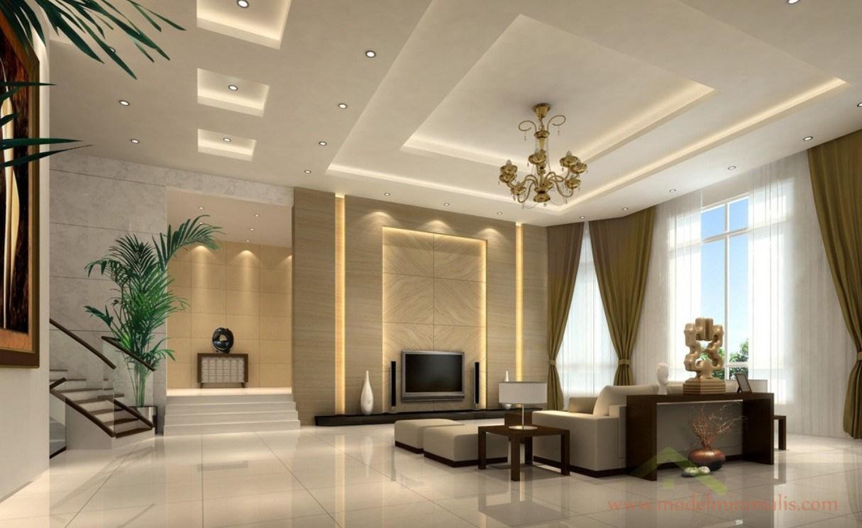 Arsitek Ruang Sempit Jangan Pakai Plafon Tinggi Rumah 123