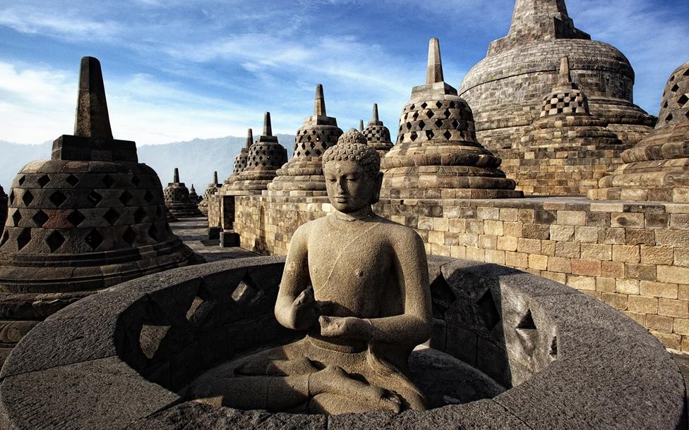 Candi Borobudur Bangunan Yang Bener Bener Fantastis Rumah 123