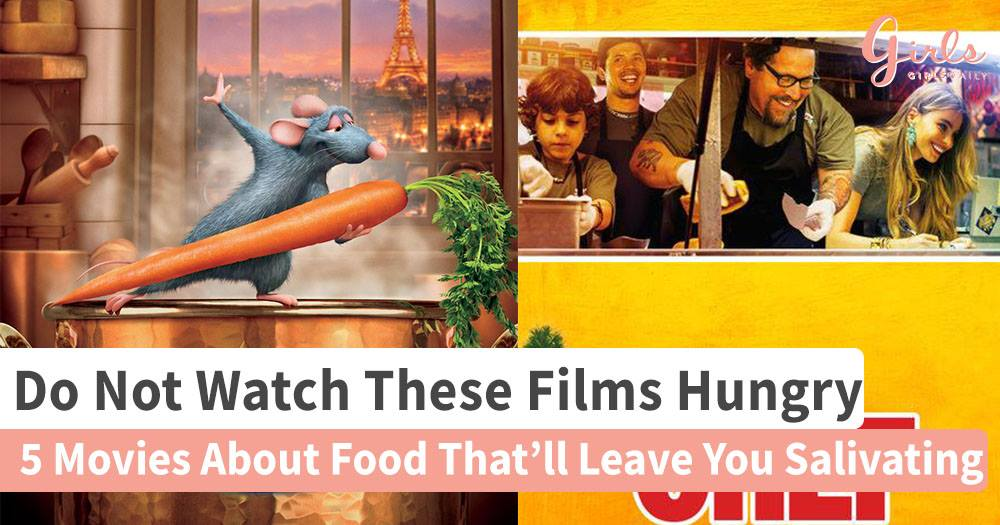 5 Movies You Should Never Watch When You're Hungry