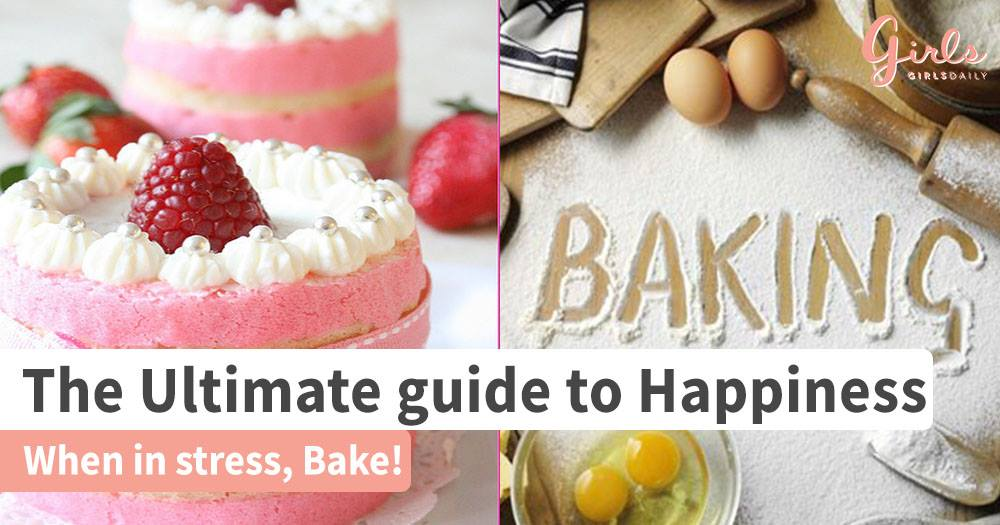 Why baking is the ultimate Stress buster!