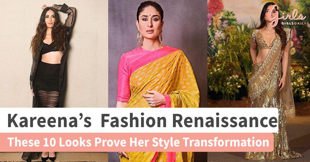 10 Kareena Kapoor Fashion Moments From 2018 So Far...