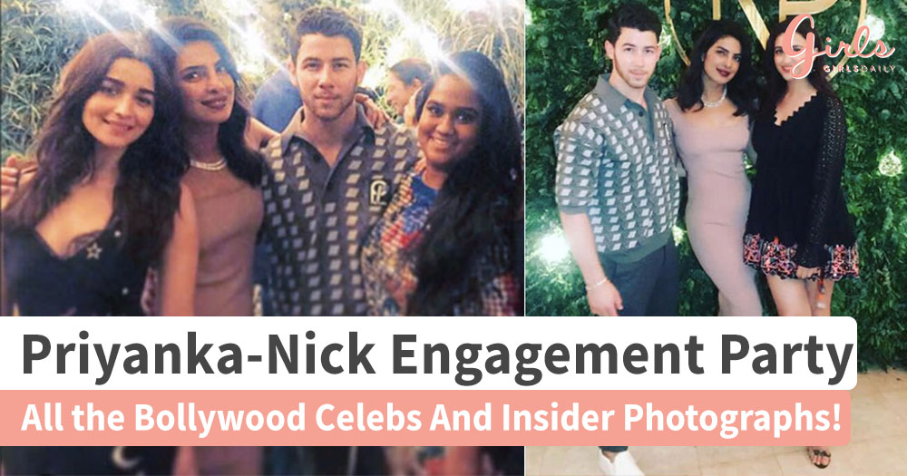 All The Bollywood Attendees At Priyanka-Nick's Engagement Party