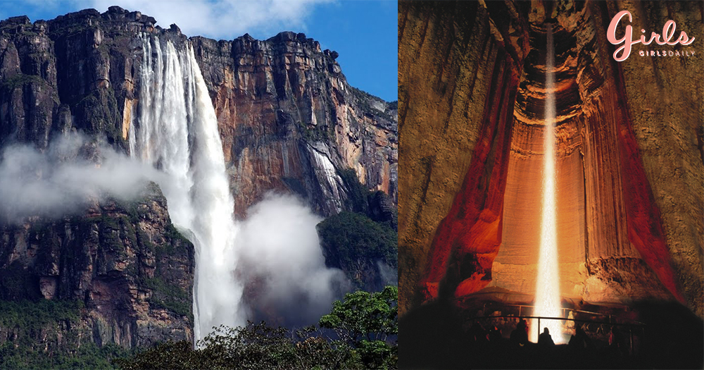 10 Most Beautiful Waterfalls of the World