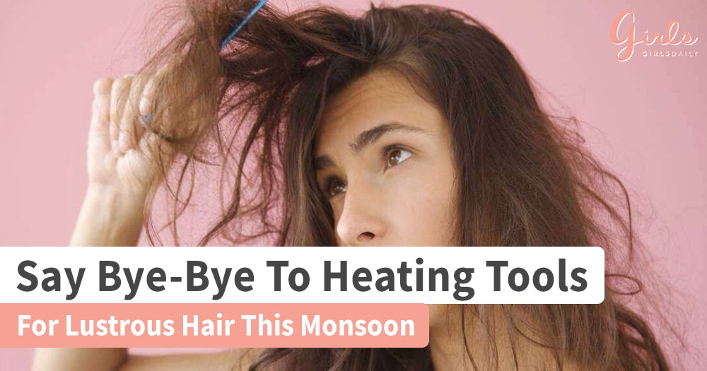 4 Beauty Hacks You Can Try Out This Monsoon