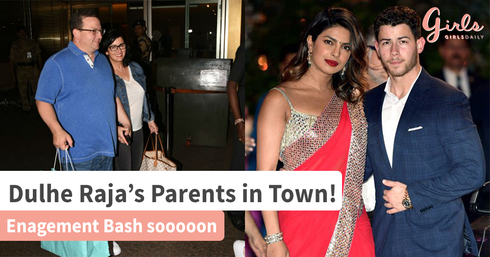 Everything you need to know about Priyanka & Nick's Engagement Party!