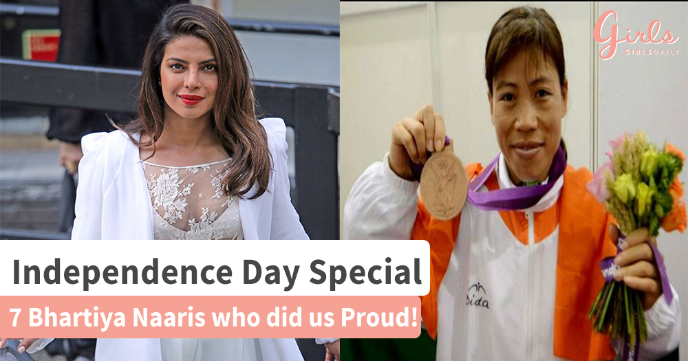 Women who did our Country Proud