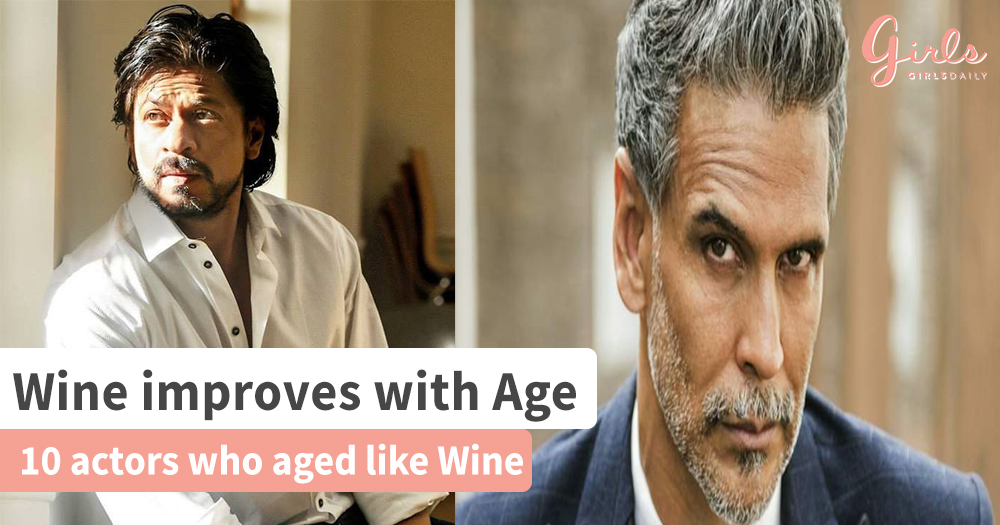10 Bollywood Actors who Aged with Grace