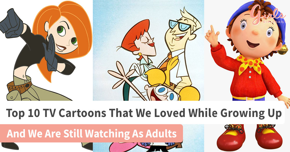 Top 10 TV Cartoons We Loved As A Kid