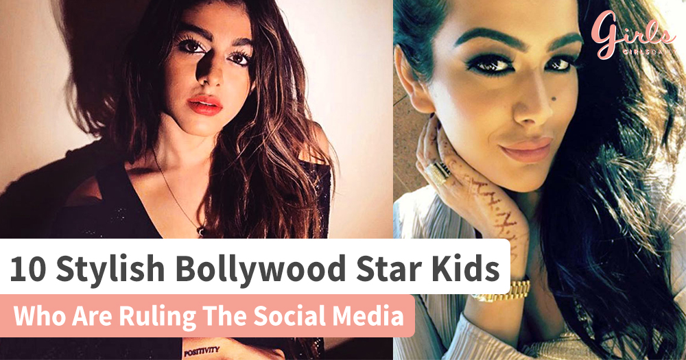10 Bollywood Celeb Kids Who Are Internet Sensations