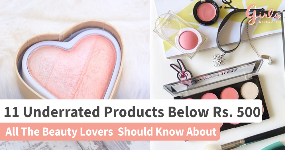 11 Underrated Makeup Products You Should Own
