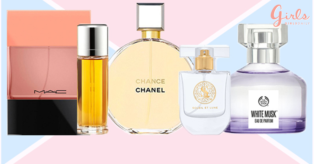 11 Best Perfumes To Buy For Women Under 1000 Rs. In India