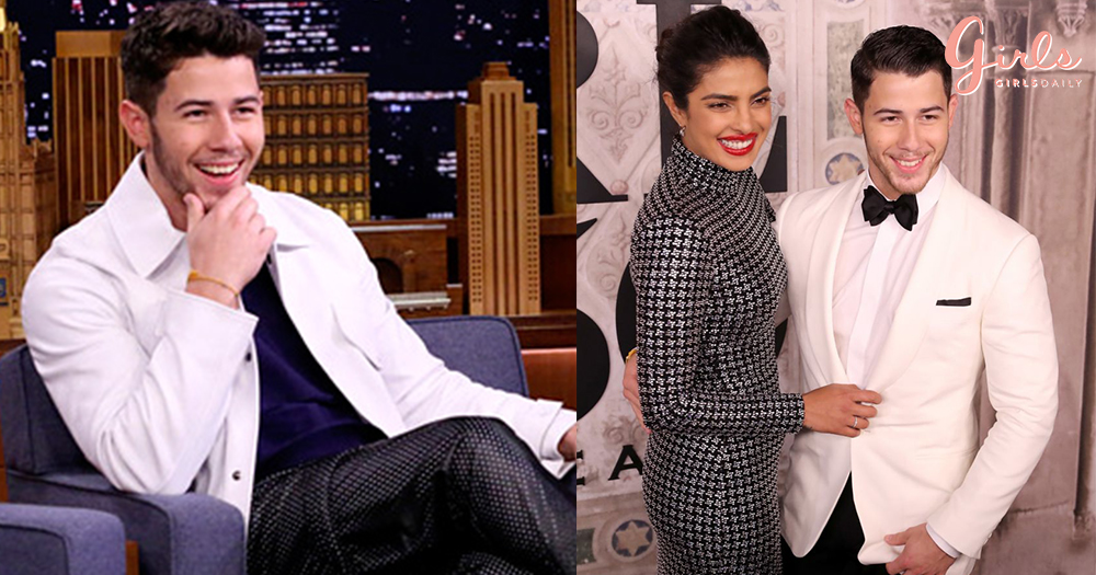 Nick And Priyanka's Hilarious Couple Nickname!