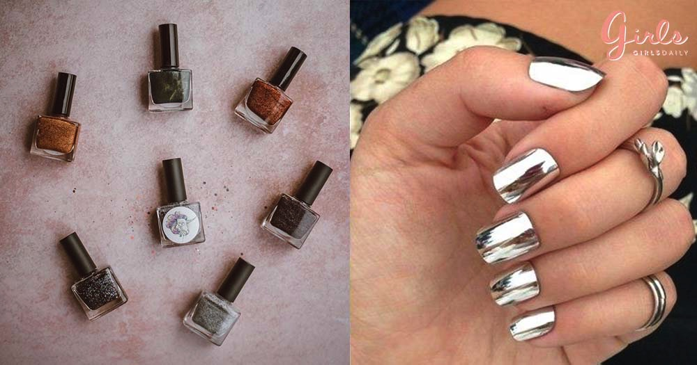 Top 10 Nail Polish Colours To Try This New Year