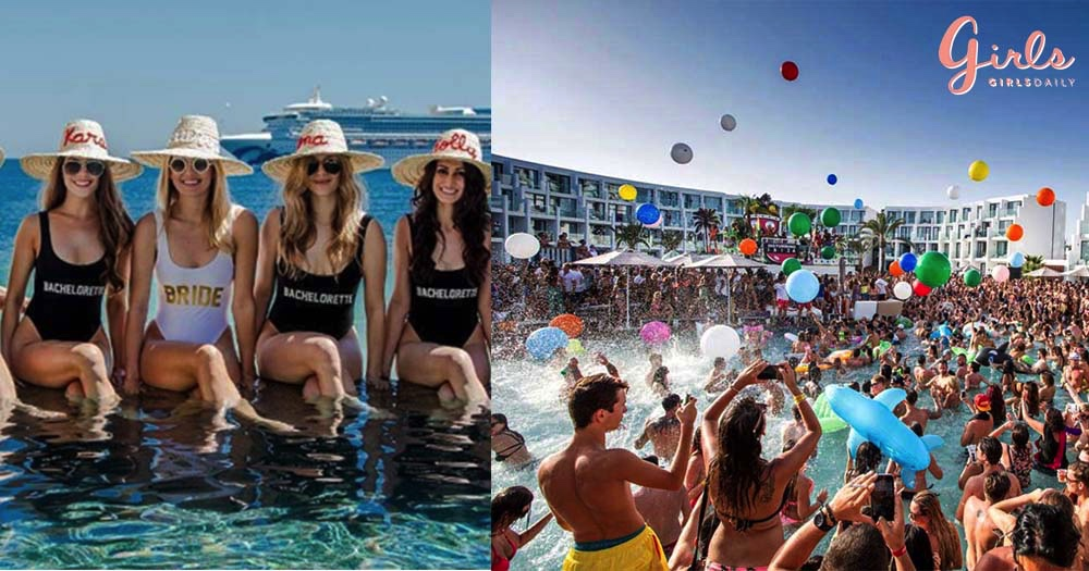 7 Exotic Destinations To Plan Your Bachelorette Trip!!