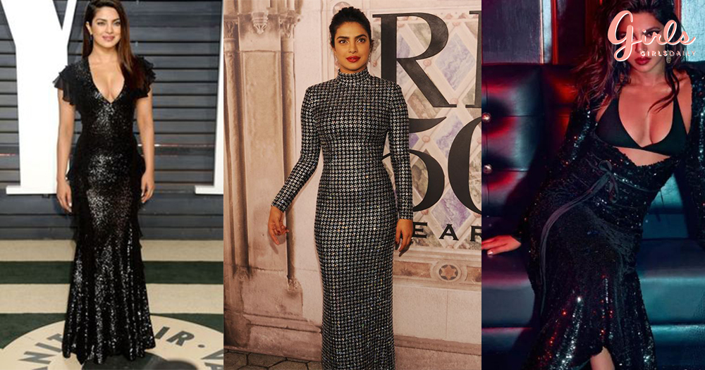 10 Times Priyanka Chopra Copied Outfits From Hollywood Actresses