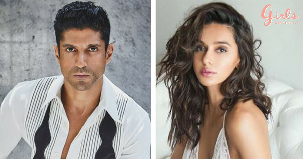 Shibani Made Her Relationship Official With Farhan Akhtar Through A Instagram Post