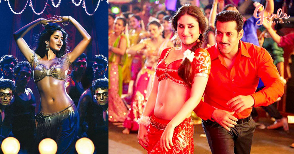 11 Insane Things Women Are Compared With In Bollywood Songs