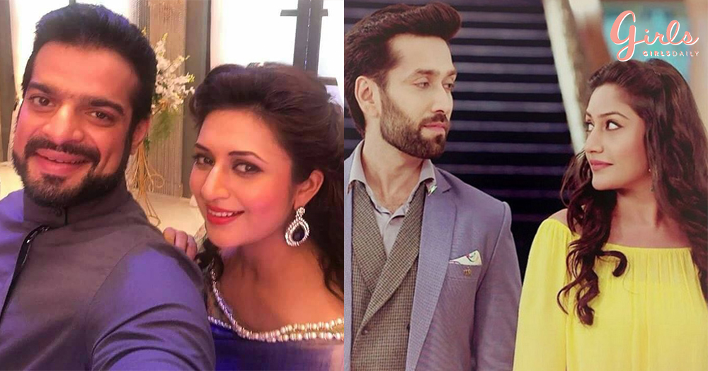 Top 23 Reel- Life Favourite TV Celeb Jodis Of All Times