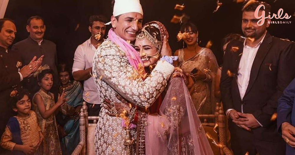 #PhotoDiaries: Yuvika Chaudhary & Prince Narula's Dreamy Wedding Affair