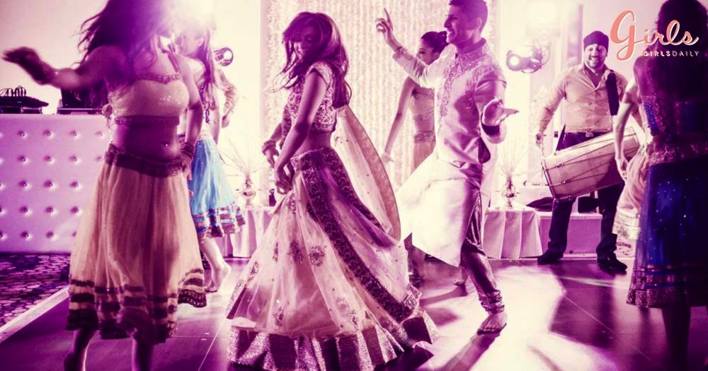 #WeddingPlaylist-The Ultimate Shaadi Playlist To Dance On Your Bestie's Sangeet!