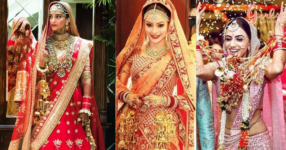 7 Different Types Of Kaliras For This Wedding Season
