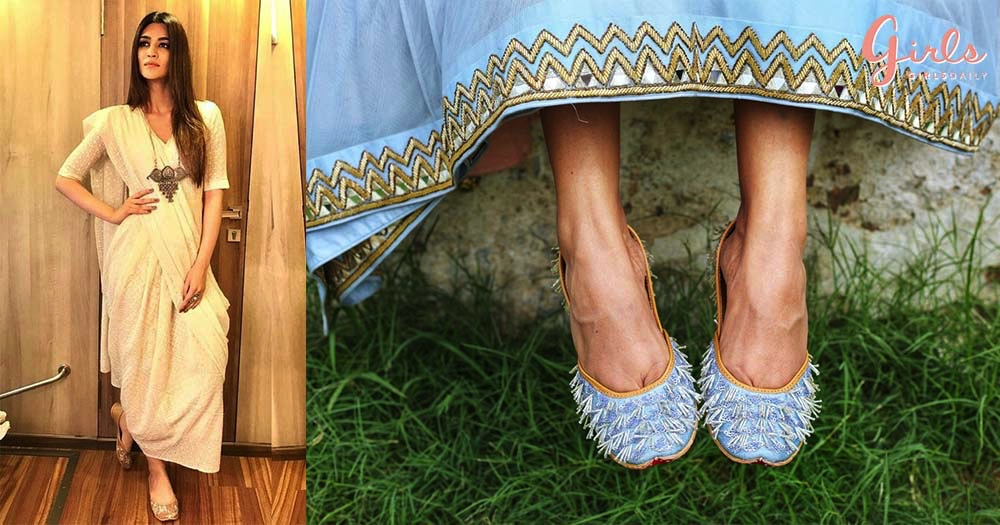 4 Must-Have Amazing Footwear to Pair With All Things Traditional