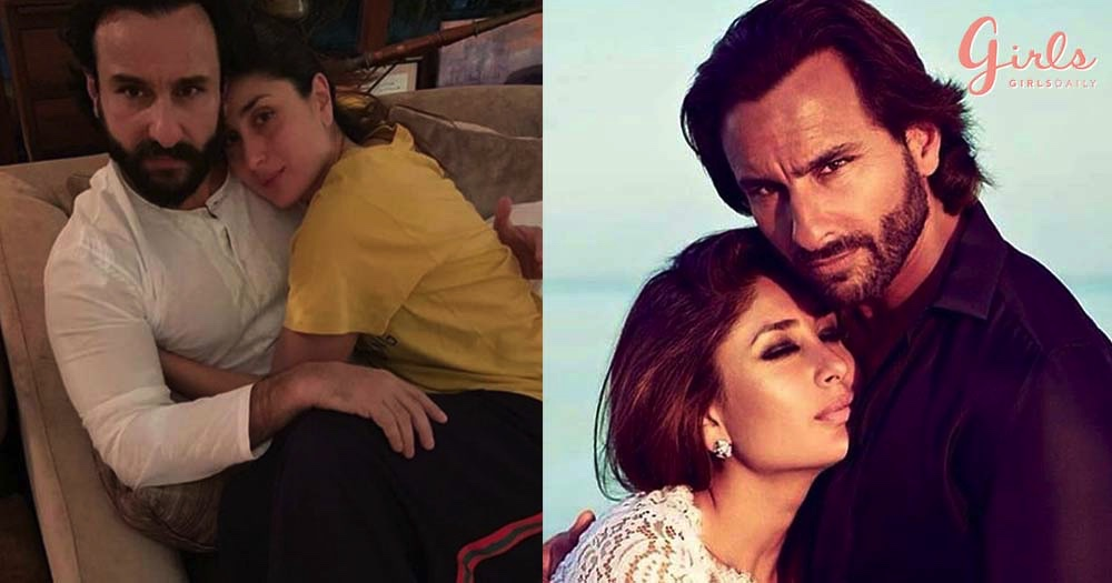 17 Lovey Dovey Photos Of Kareena & Saif On Their 6th Marriage Anniversary