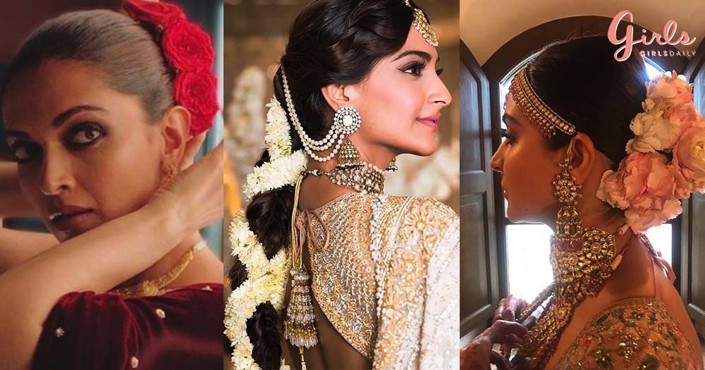 5 Hairstyles That Are Perfect To Try Out This Wedding Season