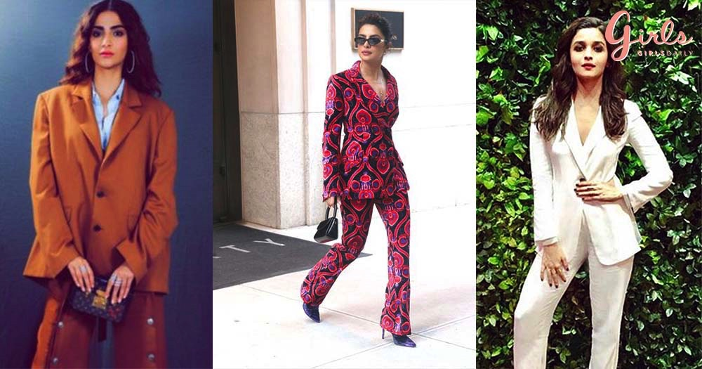 B-Town Celeb Fashion Inspo To Slay In A PANT SUIT