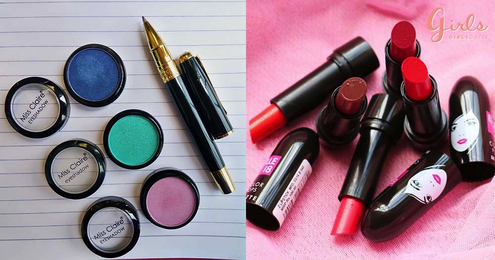 Ultra AFFORDABLE Face Makeup For Beginners Under Rs.100