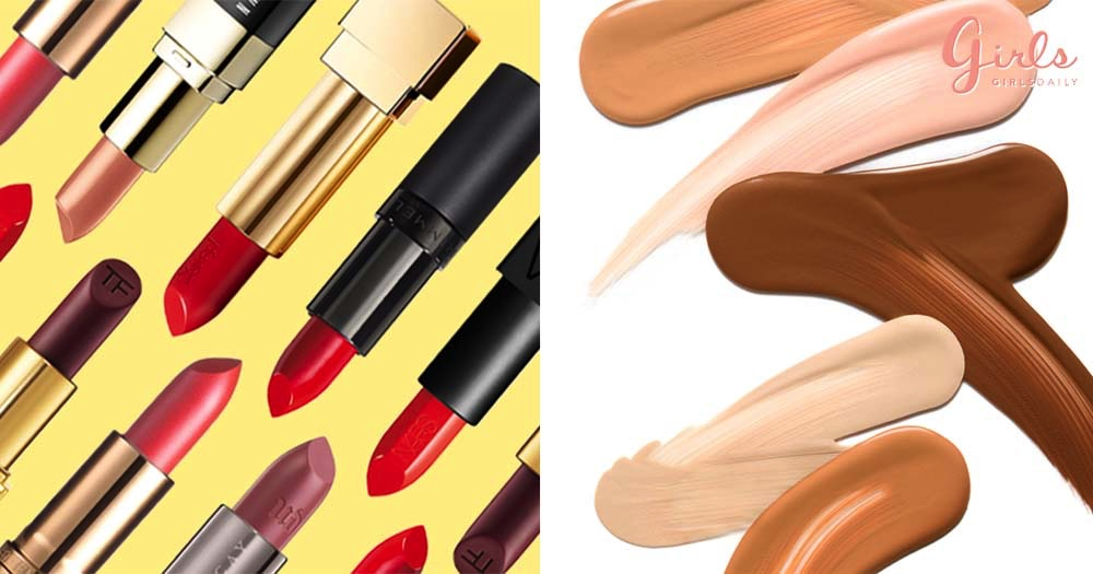 Know How To Select The Best Lipstick Shade For Your Skin Tone!!