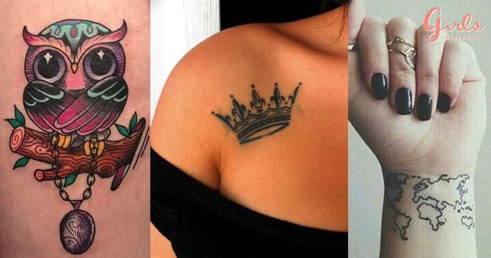 Here's The Tattoo You Should Get Based On Your Zodiac Sign