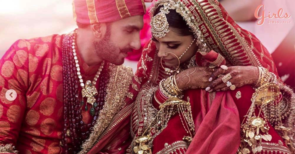 OFFICIAL PHOTOS, OUTFIT & MORE: Everything About #DeepVeer's Anand Karaj Wedding Ceremony!