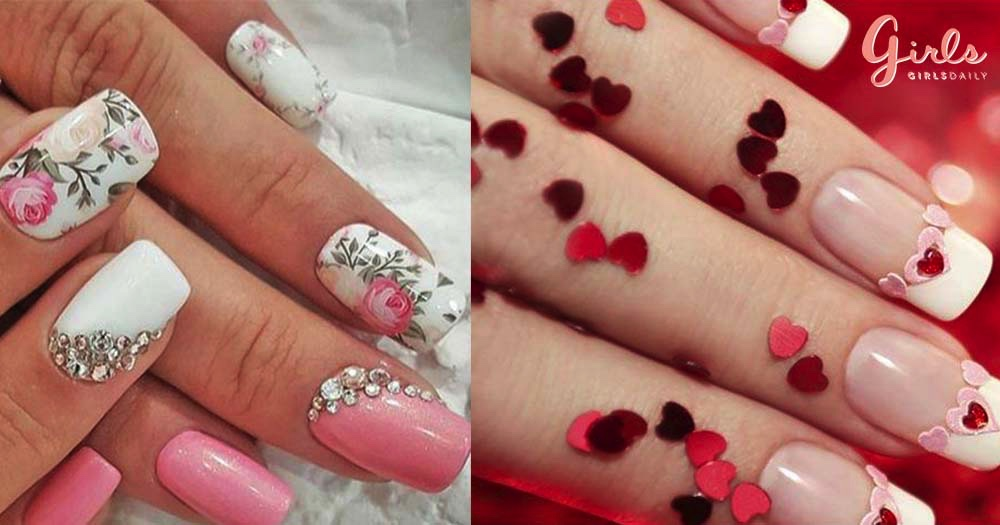 21 NAIL ART Designs For All The Brides To Be!!