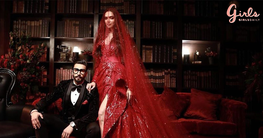 #DeepVeer's Look For Their B-Town Reception Bash Is Truckloads Of Glamour