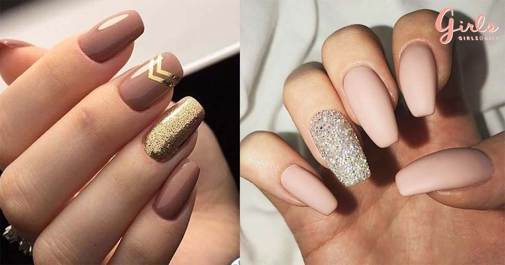 10 Fabulous Nude Manicure Ideas For All The Girls On The Go!