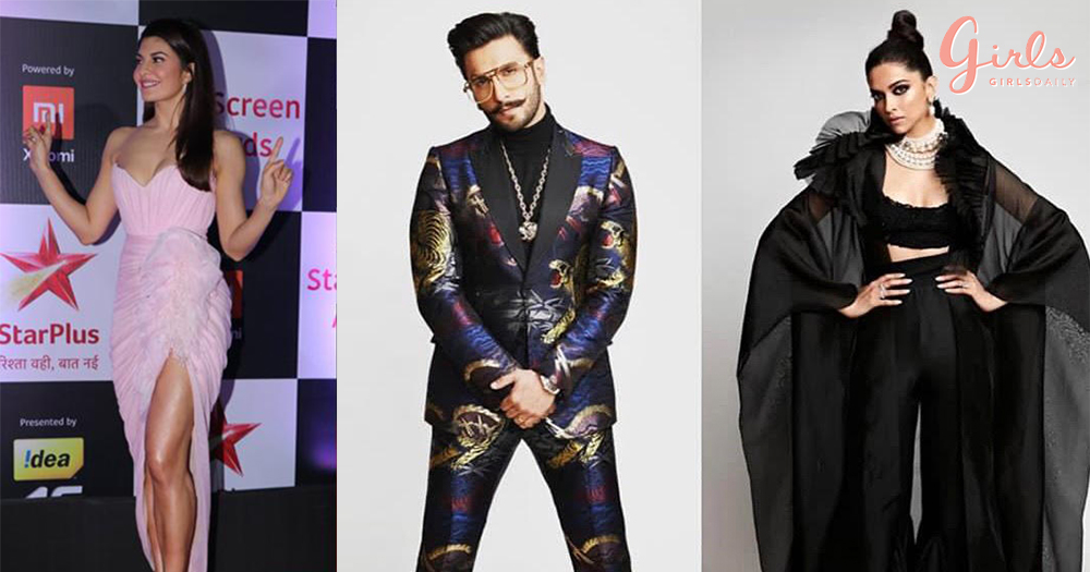 #StyleFile: Bollywood Celebrities Fashion Fiesta At Star Screen Awards'18