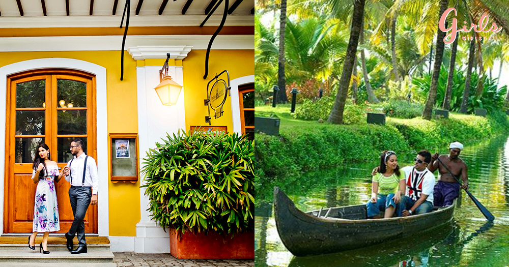 8 Romantic Destinations That Newlyweds Can Explore For A Budget Honeymoon!