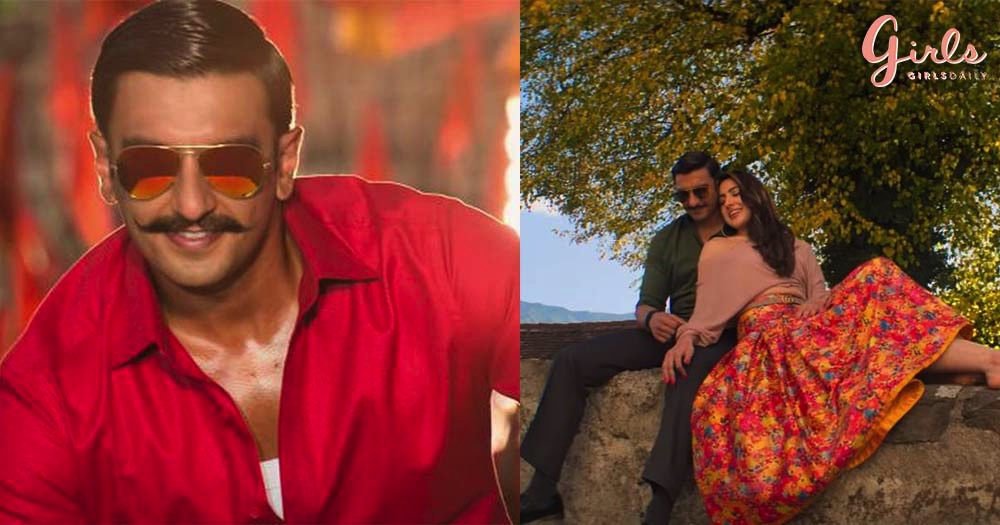 Newlywed Ranveer Singh's 'Simmba' Trailer Reminds Us Of Chulbul Pandey 	In A South Indian Avatar
