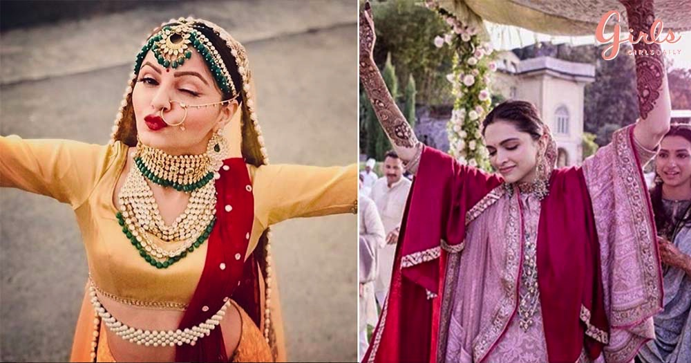 21 Solo Bride Poses For Cool Wedding Photoshoot