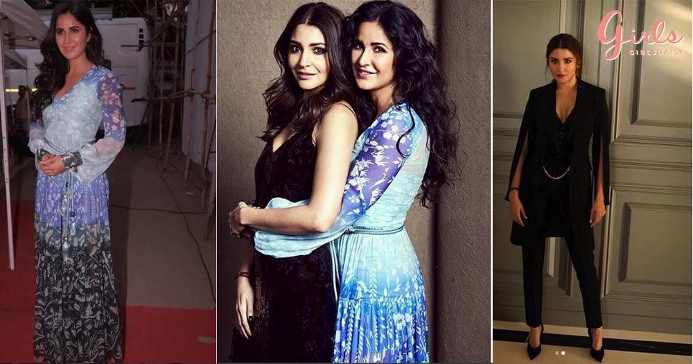 Kat & Anushka's Amazing Promotional Looks For Film Zero