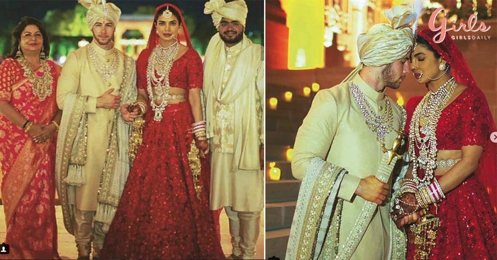 Priyanka & Nick's Hindu Wedding Pictures Are Here & We Just Cannot Control Our Excitement!!!!